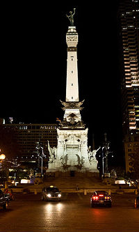 Indianapolis Monument Circle
